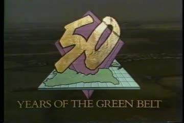 play video for 50 Years of the Green Belt