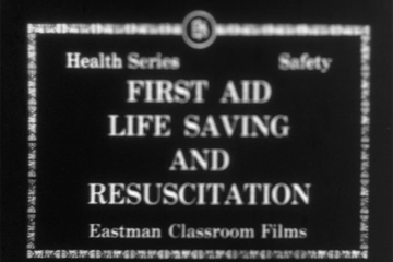 play video for First aid, life saving and resuscitation
