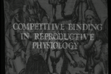 play video for Competitive binding in reproductive physiology