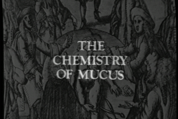 play video for Chemistry of mucus: Part 2, The composition of glycoproteins from gastrointestinal carcinoma