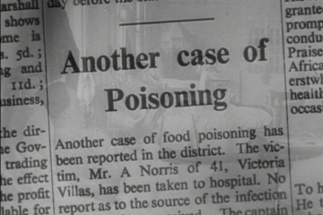 play video for Another case of poisoning