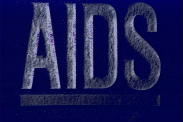 play video for AIDS Britain 1987