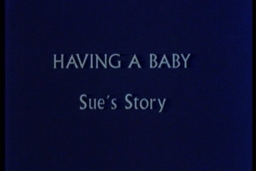 play video for HEC childbirth: Sue's story