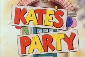 play video for Hygiene: Kate's party