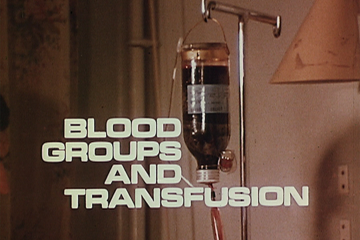 play video for Blood transfusion groups