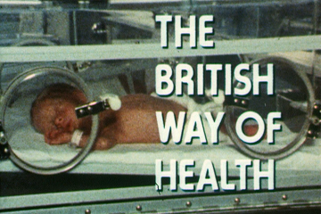 play video for British way of health