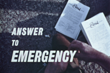 play video for Answer to emergency