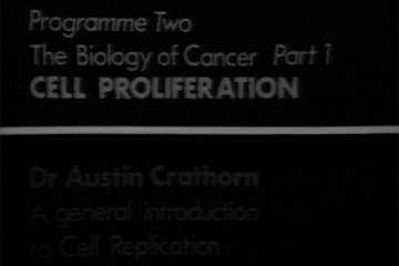play video for Biology of cancer: cell proliferation