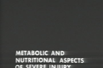 play video for Clinical nutrition: metabolic and nutritional aspects of severe injury