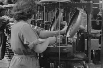 play video for 8. Machine operation, Dagenham