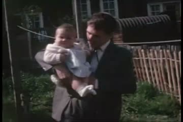 play video for Tony with his baby daughter on the Becontree Estate.