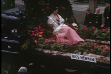 play video for Barking and Dagenham Town Show 1965