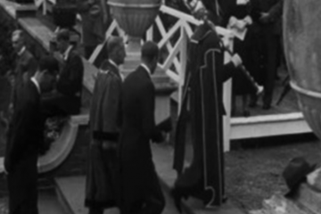 play video for Southgate's Charter Day 1933
