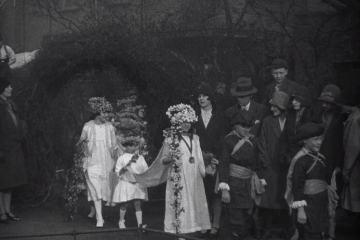 play video for Topical Budget: London's Choice, Hayes Common (1929)
