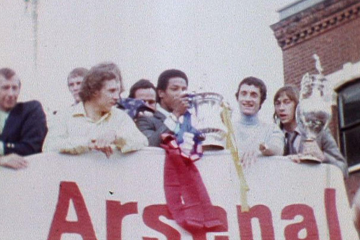 play video for Arsenal May 1971