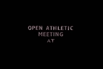 play video for The Festival of Britain 1951, Open Athletic Meeting at the Eton Manor Sports Ground