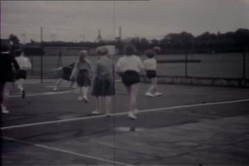 play video for Netball 1954