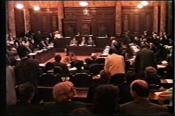 play video for Annual Council Meeting, Council Chambers 26th May 1994 at 7.15 p.m.