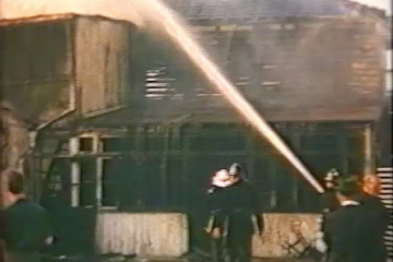play video for Archive Cine Film Collection: Volume 3 - Richmond Horse Show and The Fire at Richmond