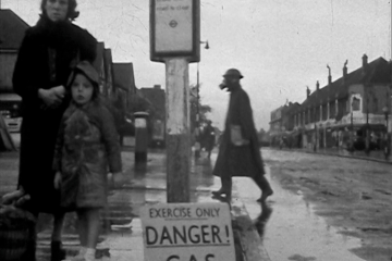 play video for Public Gas Tests June 7th 1941 Borough of Bexley