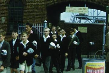play video for Belmont Boys School Activities 1959
