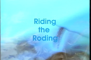 play video for Riding the Roding