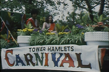 play video for Tower Hamlets Carnival 1979